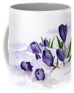 Early Spring In Montana Coffee Mug