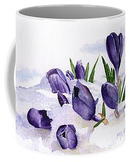 Early Spring In Montana Coffee Mug