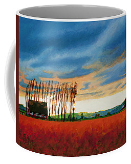 Early Spring, Skagit Valley Coffee Mug