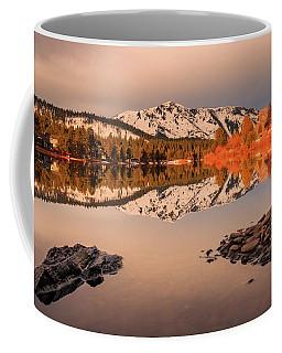Early Spring Tallac Reflections Coffee Mug