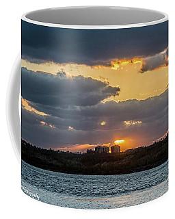 Early Sun Coffee Mug by Nance Larson