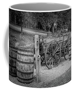 Early Travels Coffee Mug by Mary Timman