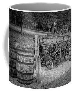 Early Travels Coffee Mug