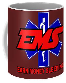 Earn Money Sleeping Coffee Mug
