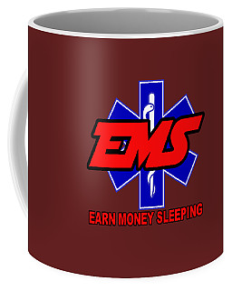 Earn Money Sleeping Coffee Mug