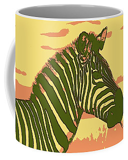 Earned Stripes Coffee Mug