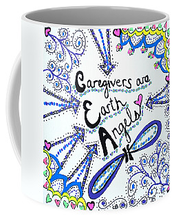 Earth Angel Coffee Mug