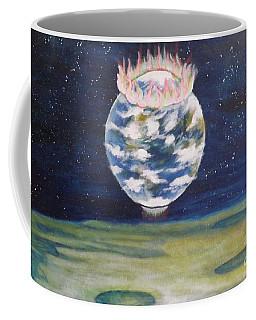 Earth Aura Coffee Mug