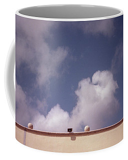 Earth Calling Sky  Coffee Mug