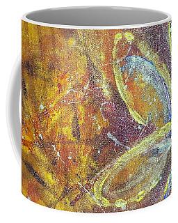 Earth Flower Coffee Mug