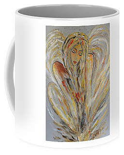 Earth Has Angels Far To Few And Heaven Is Overflowing.... Coffee Mug