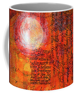 Earth Music Coffee Mug