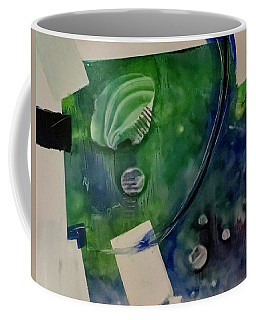 Earth Over Sky Coffee Mug