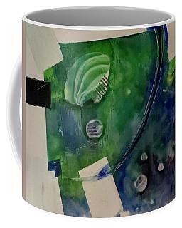 Earth Over Sky Coffee Mug