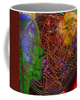 Rebirth Solar Earth Coffee Mug