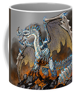 Earthquake Dragon Coffee Mug