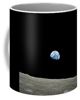 Earthrise - The Original Apollo 8 Color Photograph Coffee Mug