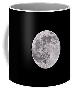 Earth's Moon Coffee Mug