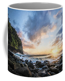 Ease In My Eyes II Coffee Mug