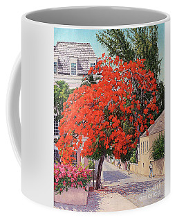 East And Shirley Street Coffee Mug