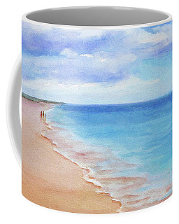 East Beach I Coffee Mug