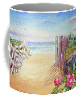 East Beach II Coffee Mug