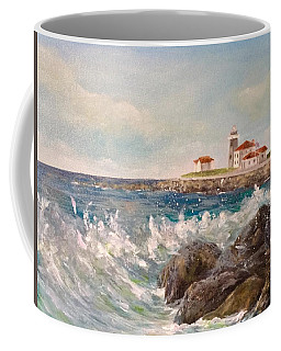East Beach View Coffee Mug