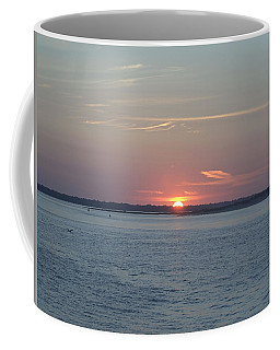 Coffee Mug featuring the photograph East Cut by Newwwman