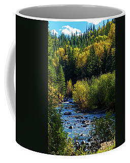 East Fork Autumn Coffee Mug by Jason Coward