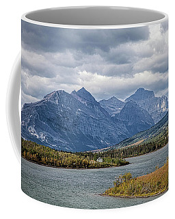 East Glacier Entrance Coffee Mug