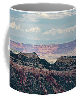 Coffee Mug featuring the photograph East Kaibab Monocline by Gaelyn Olmsted