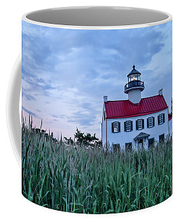 East Point At Twilight Coffee Mug