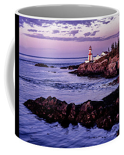 East Quoddy Head, Canada Coffee Mug