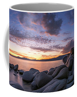 East Shore Cove Panorama By Brad Scott Coffee Mug