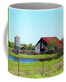 East Texas Barn Coffee Mug