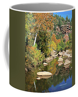 East Verde Fall Crossing Coffee Mug