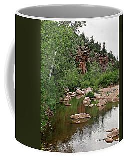 East Verde Spring Crossing Coffee Mug