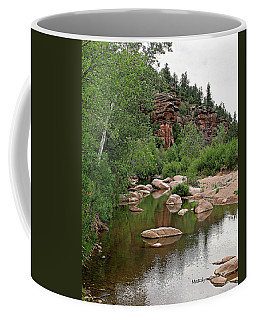 East Verde Spring Crossing Coffee Mug