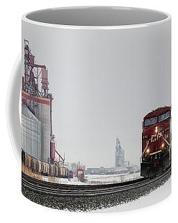 Eastbound Empties Coffee Mug