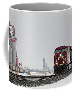 Eastbound Empties Coffee Mug