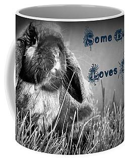 Easter Card Coffee Mug