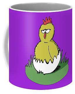 Easter Chicken Coffee Mug