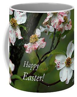 Coffee Mug featuring the photograph Easter Dogwood by Douglas Stucky
