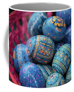 Easter Eggs Coffee Mug