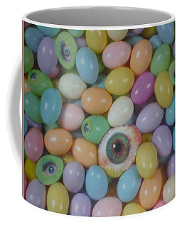 Easter Eyes Coffee Mug