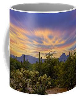 Easter Sunset H18 Coffee Mug