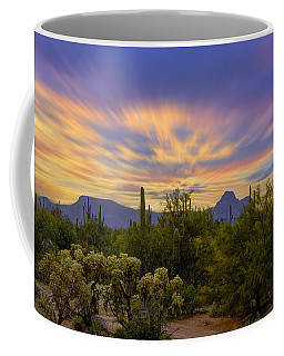 Easter Sunset H18 Coffee Mug