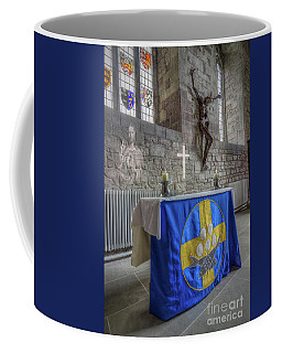 Coffee Mug featuring the photograph Easter  The Resurrection Of Jesus by Ian Mitchell