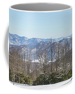 Easterly Winter View Coffee Mug