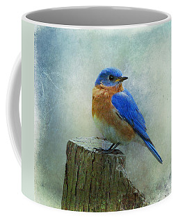 Eastern Bluebird II Coffee Mug